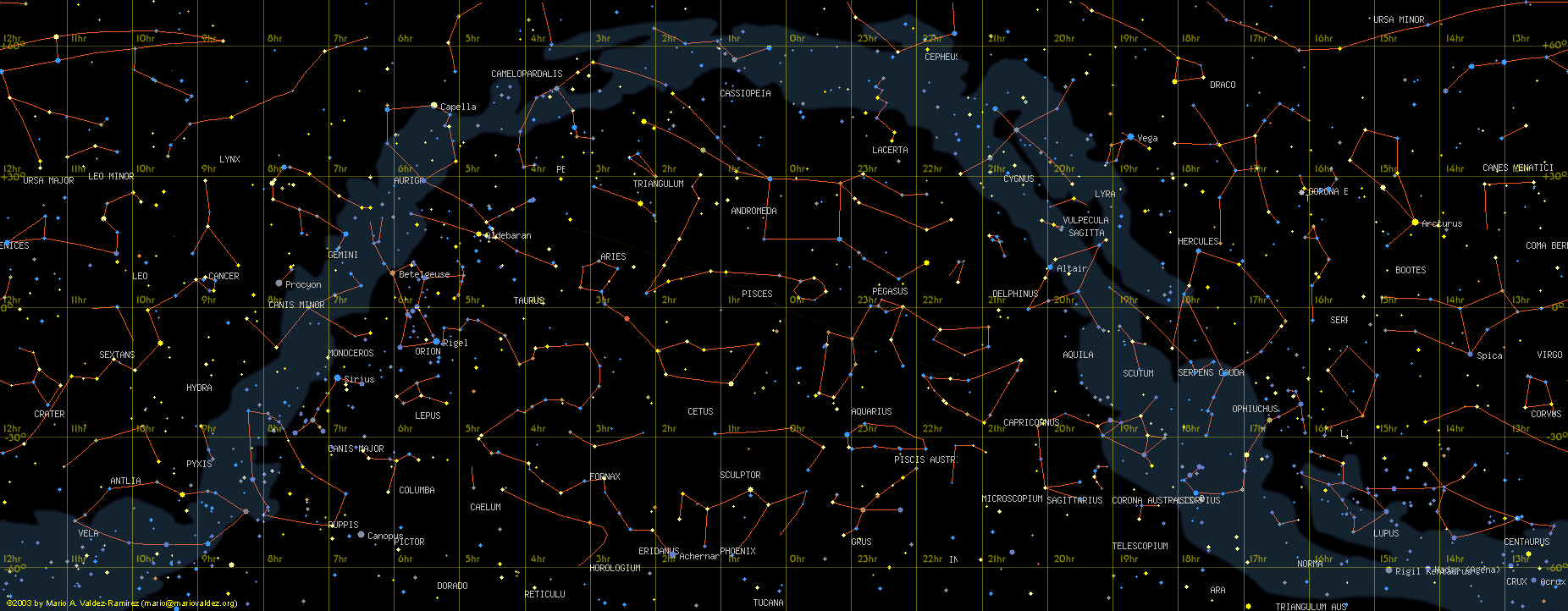 interactive astronomy map - photo #13